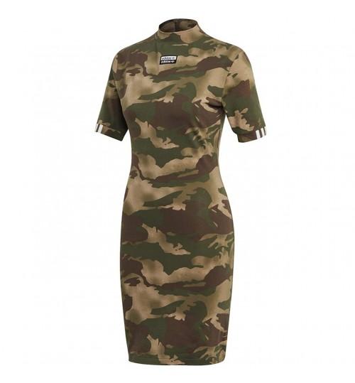 Adidas AOP Camo Dress