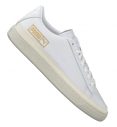 Puma Basket Trim Metallic №37 - 40