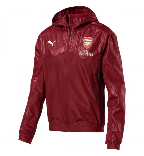 Puma Arsenal Thermo Jacket