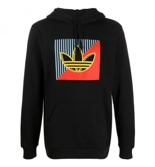 Adidas Diagonal Embroidered Hoody