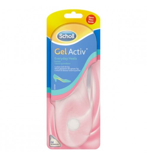 Scholl GelActiv Everyday Heels