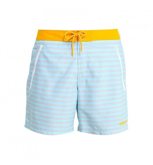 Adidas Originals Stripe Swim Shorts