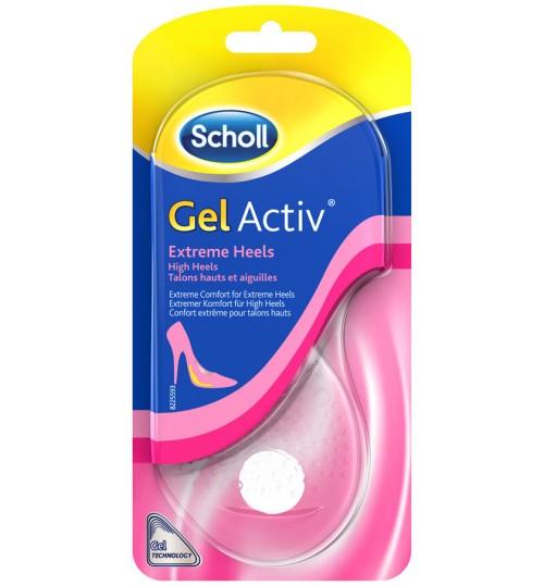 Scholl Gel Active Extreme Heels