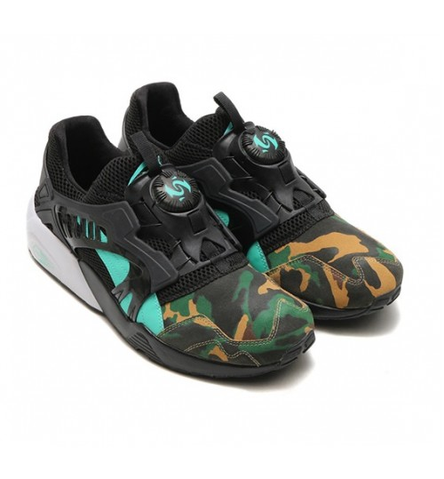 Puma DISC Blaze Night Jungle №40 и 43
