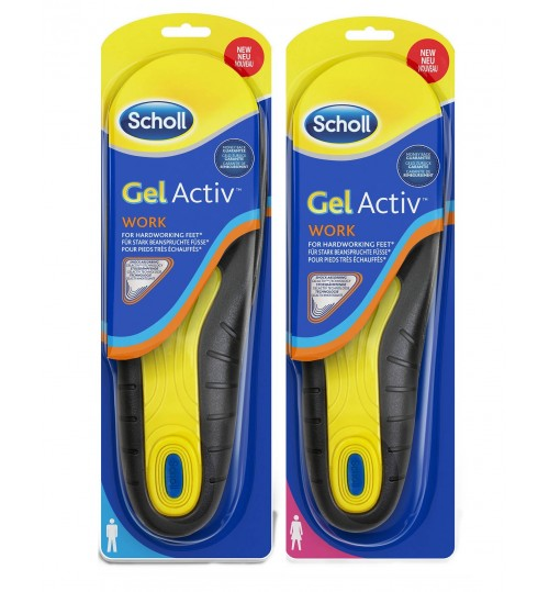 Scholl GelActiv Work