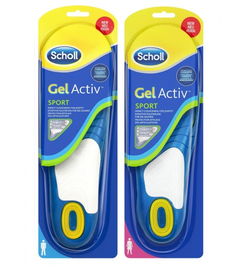Scholl GelActiv Sport