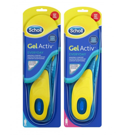 Scholl GelActiv Everyday