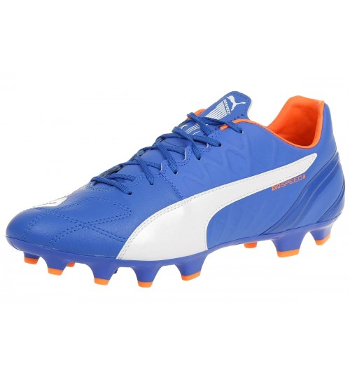 Puma EvoSpeed 3.4 Leather FG №45 и 46