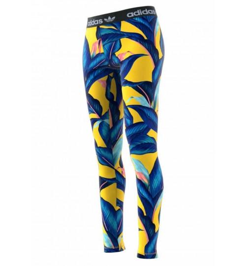 Adidas Multicolor Tights